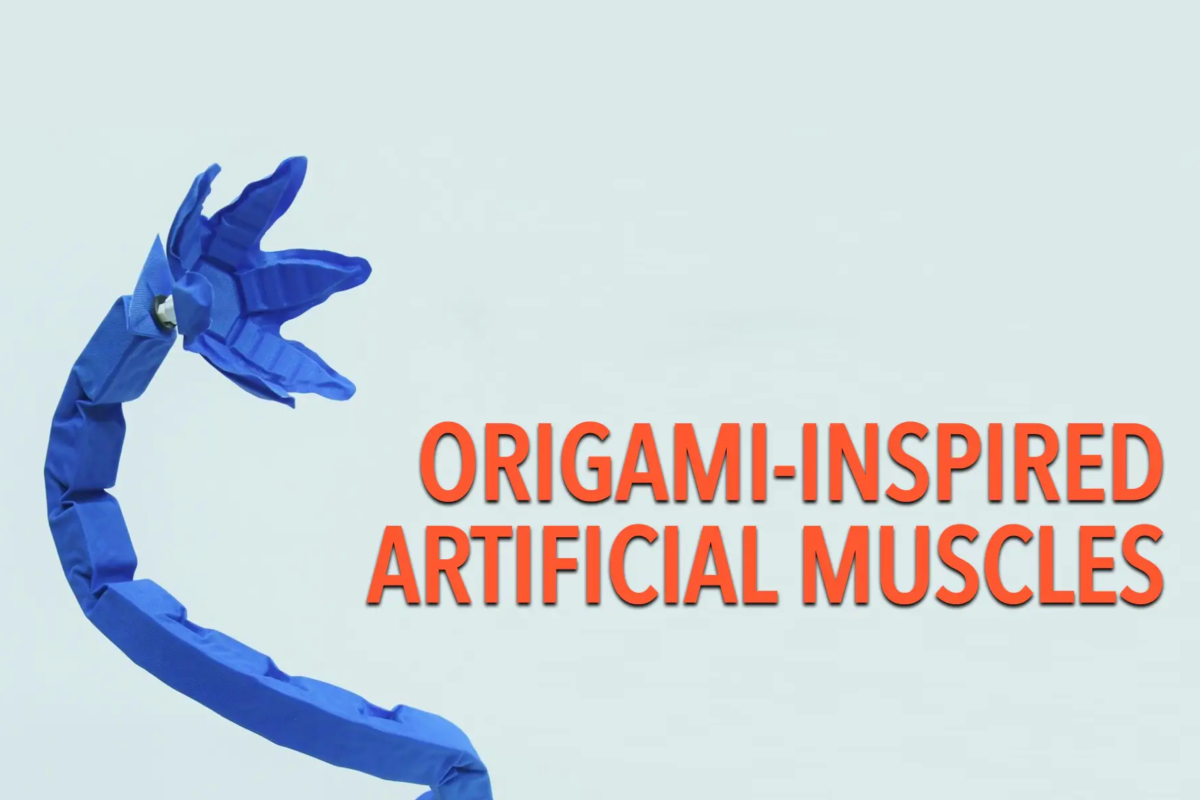 origami-artificial-robot