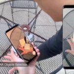 ARにおけるスマートフォンベースのハンドトラッキングとその操作性評価