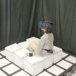 VR世界と物理空間をつなぐタイルのような空気圧作動インターフェースの紹介