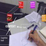 MR向けインターフェースにおけるコンテクストの自動調整アプローチの開発