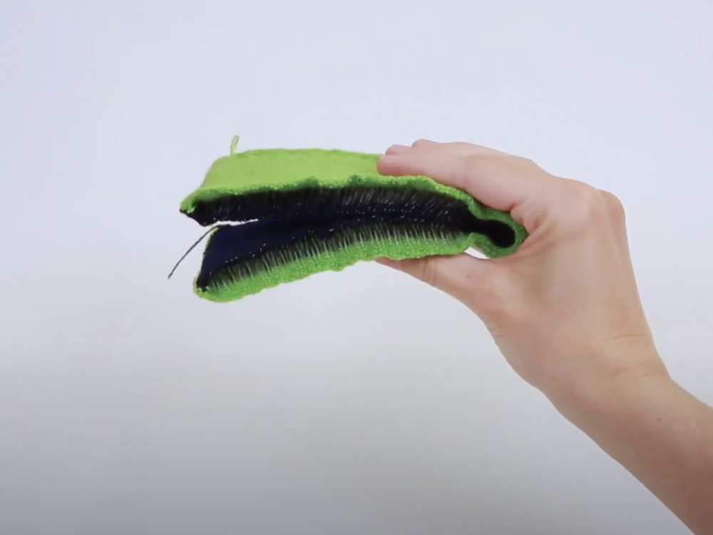 Engineering Multifunctional Spacer Fabrics Through Machine Knitting